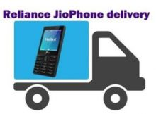 Reliance JioPhone Delivery