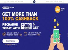 More Than 100% Cashback