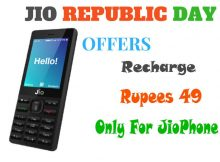 Only For JioPhone