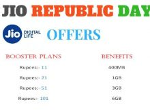 Reliance Jio Booster plans