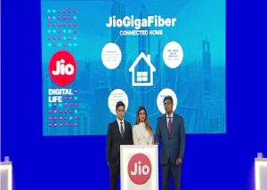Jio Giga Fiber Smart Home