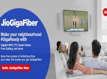 GigaFiber Registrations Offer