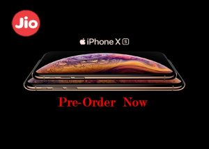 Reliance Jio Offer Apple iPhone