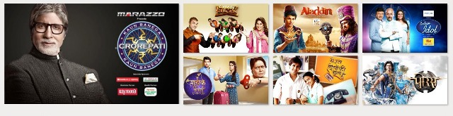 SonyLIV Shows