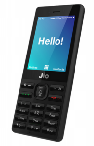 JioPhone 4G VoLTE Feature Phone