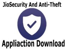 JioSecurity Application